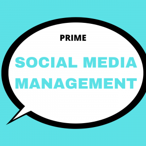 SOCIAL MEDIA MANAGEMENT PRIME